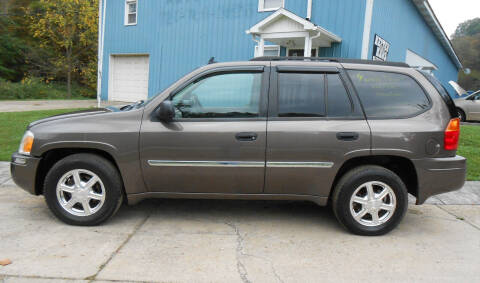 2008 GMC Envoy for sale at Keiter Kars in Trafford PA