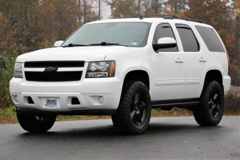 2011 Chevrolet Tahoe for sale at Miers Motorsports in Hampstead NH