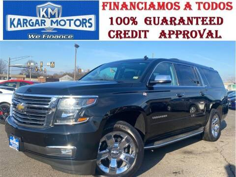 2015 Chevrolet Suburban for sale at Kargar Motors of Manassas in Manassas VA