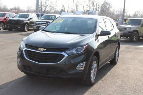 2018 Chevrolet Equinox for sale at Road Runner Auto Sales WAYNE in Wayne MI