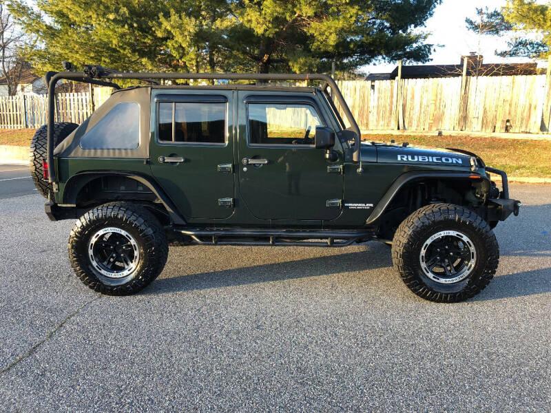 2011 Jeep Wrangler Unlimited for sale at Superior Wholesalers Inc. in Fredericksburg VA
