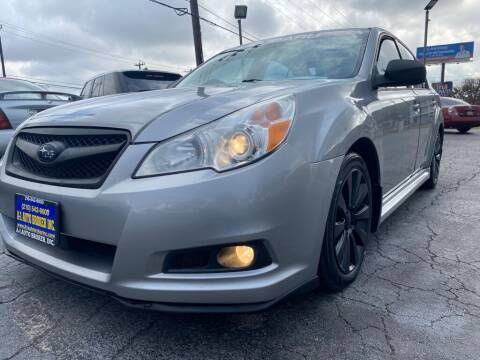 2010 Subaru Legacy for sale at A-1 Auto Broker Inc. in San Antonio TX