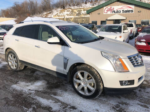 2013 Cadillac SRX for sale at Gilly's Auto Sales in Rochester MN