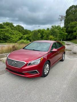 2016 Hyundai Sonata for sale at Dependable Motors in Lenoir City TN