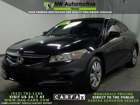 2012 Honda Accord for sale at NW Automotive Group in Cincinnati OH