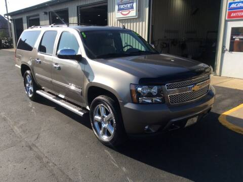 2013 Chevrolet Suburban for sale at TRI-STATE AUTO OUTLET CORP in Hokah MN