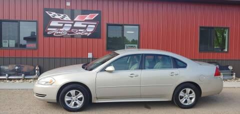 2012 Chevrolet Impala for sale at SS Auto Sales in Brookings SD
