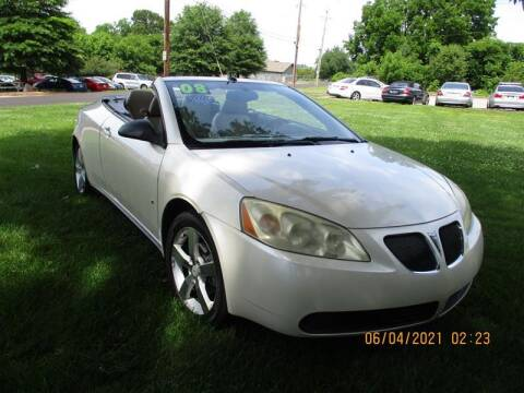 2008 Pontiac G6 for sale at Euro Asian Cars in Knoxville TN