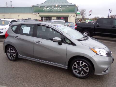 2015 Nissan Versa Note for sale at Jim O'Connor Select Auto in Oconomowoc WI