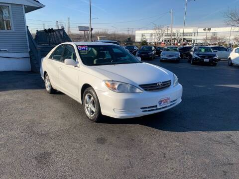 2002 Toyota Camry for sale at 355 North Auto in Lombard IL
