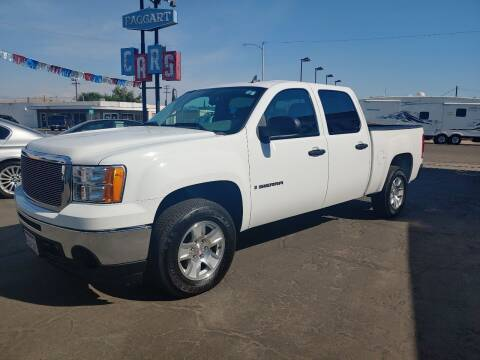 2009 GMC Sierra 1500 for sale at Faggart Automotive Center in Porterville CA