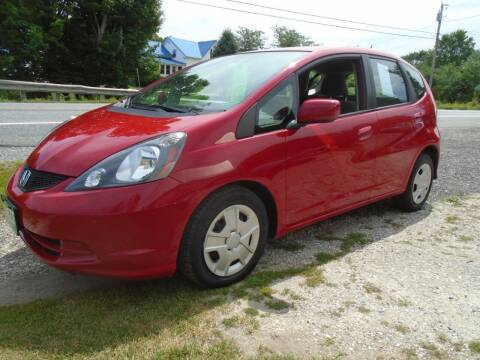 2013 Honda Fit for sale at Wimett Trading Company in Leicester VT