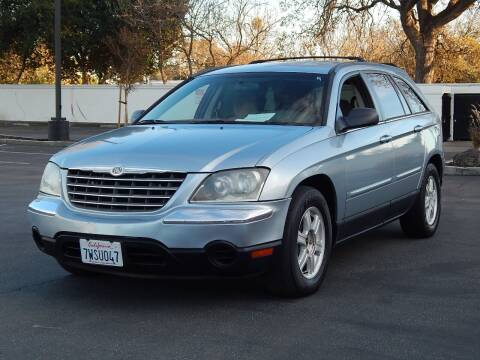 2005 Chrysler Pacifica for sale at Gilroy Motorsports in Gilroy CA