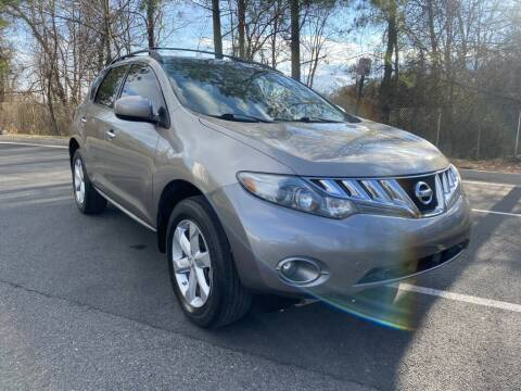2010 Nissan Murano for sale at PM Auto Group LLC in Chantilly VA