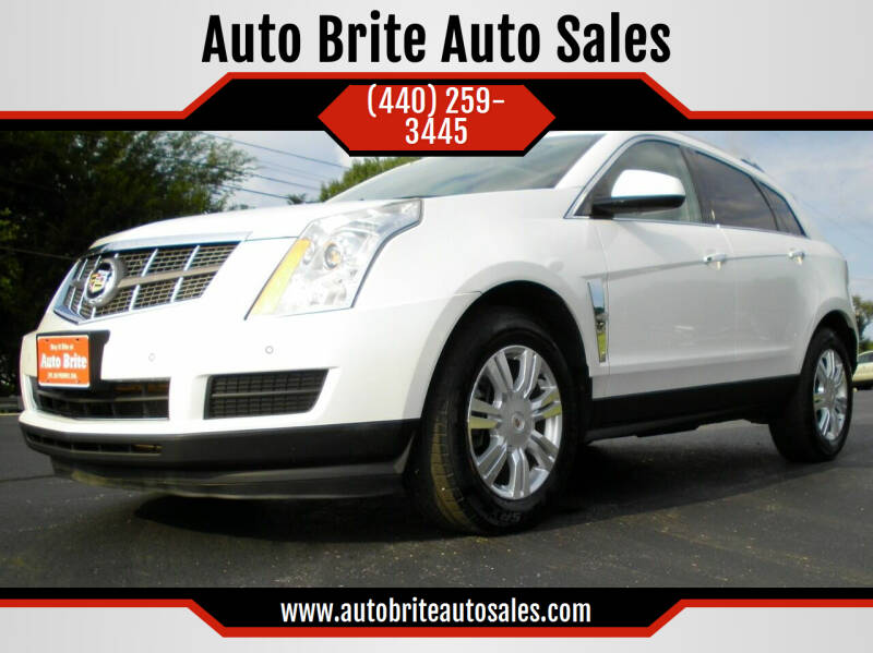 2011 Cadillac SRX for sale at Auto Brite Auto Sales in Perry OH