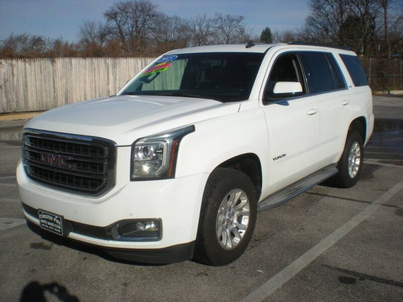 2015 GMC Yukon for sale at 611 CAR CONNECTION in Hatboro PA
