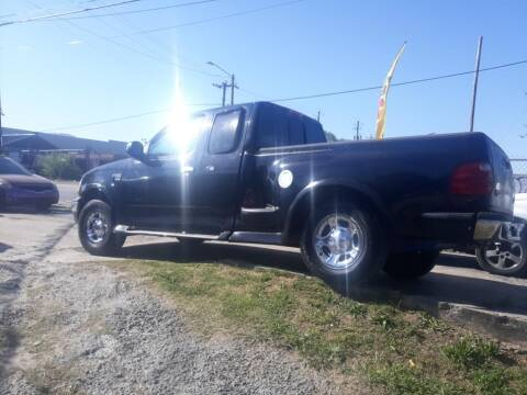 2002 Ford F-150 for sale at Empire Automotive of Atlanta in Atlanta GA