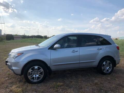 2009 Acura MDX for sale at EA Motorgroup in Austin TX