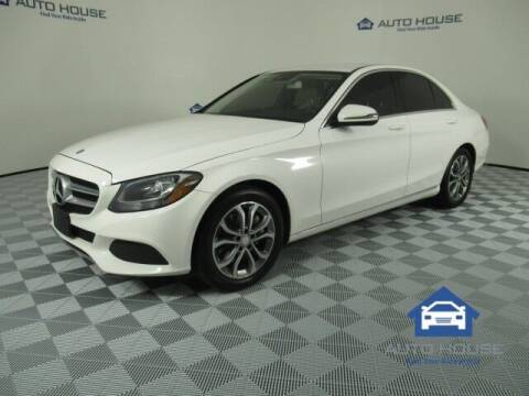 2016 Mercedes-Benz C-Class for sale at Autos by Jeff Tempe in Tempe AZ