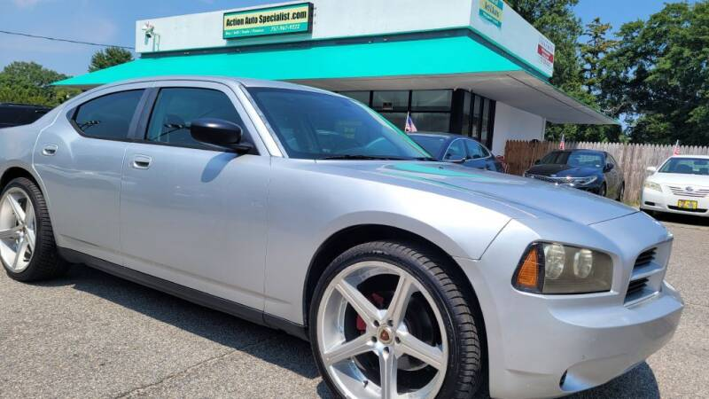 2007 Dodge Charger for sale at Action Auto Specialist in Norfolk VA