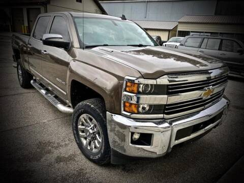 2015 Chevrolet Silverado 2500HD for sale at Carder Motors Inc in Bridgeport WV