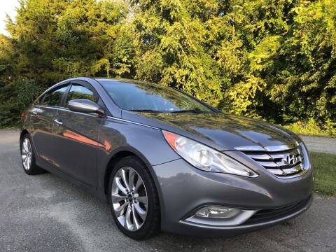 2013 Hyundai Sonata for sale at Pristine AutoPlex in Burlington NC