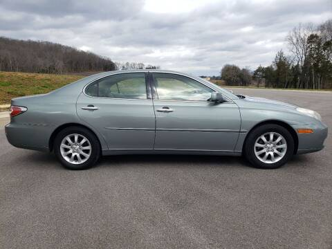 2004 Lexus ES 330 for sale at Tennessee Valley Wholesale Autos LLC in Huntsville AL