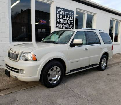 2006 Lincoln Navigator for sale at Kellam Premium Auto Sales & Detailing LLC in Loudon TN