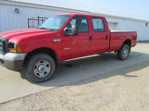 2006 Ford F-350 Super Duty for sale at SWENSON MOTORS in Gaylord MN