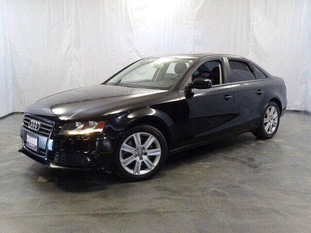 2010 Audi A4 for sale at United Auto Exchange in Addison IL
