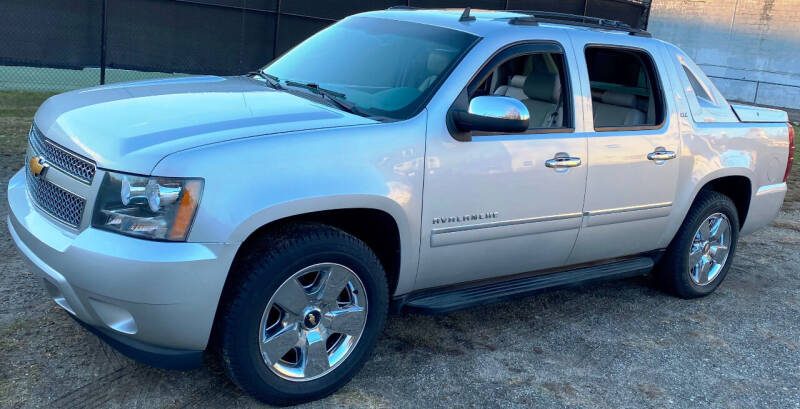 2012 Chevrolet Avalanche for sale at Autoworks of Devon in Milford CT