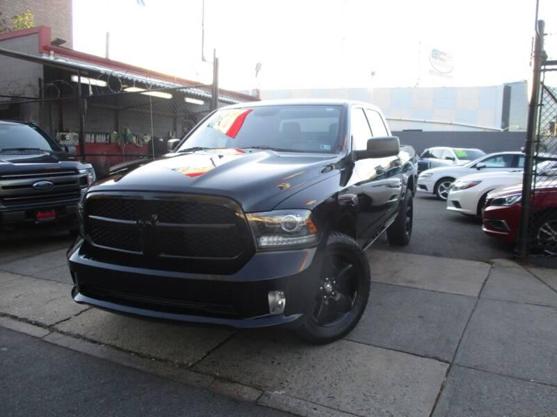 2014 RAM Ram Pickup 1500 4x4 Tradesman 4dr Crew Cab 5.5 ft. SB Pickup - Newark NJ