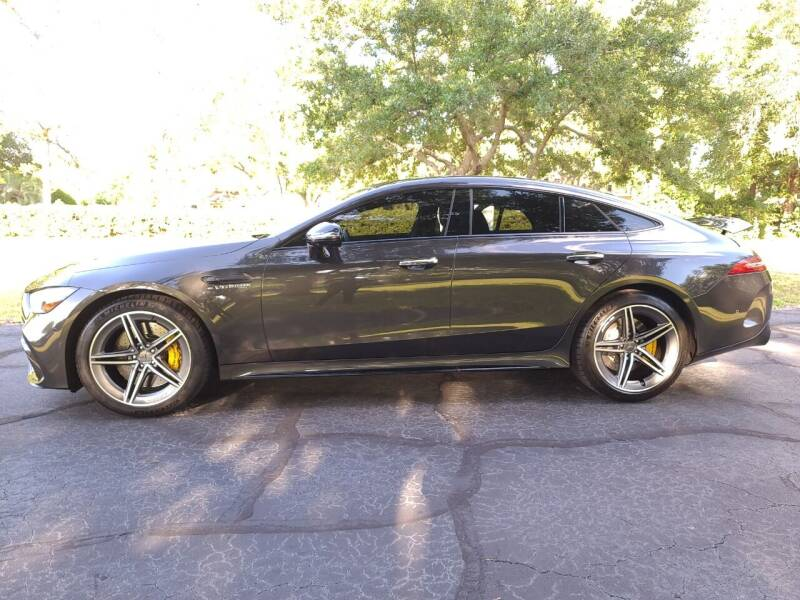 2019 Mercedes-Benz AMG GT for sale at Monaco Motor Group in Orlando FL