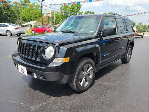 2015 Jeep Patriot for sale at County Seat Motors in Union MO