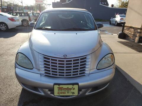2005 Chrysler PT Cruiser for sale at Marley's Auto Sales in Pasadena MD