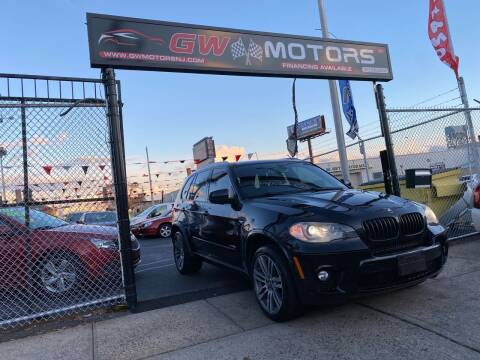 2011 BMW X5 for sale at GW MOTORS in Newark NJ