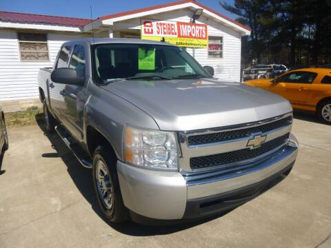 2008 Chevrolet Silverado 1500 for sale at Ed Steibel Imports in Shelby NC