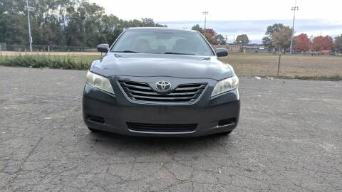 2008 Toyota Camry for sale at Shah Motors LLC in Paterson NJ