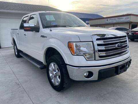 2014 Ford F-150 for sale at Princeton Motors in Princeton TX