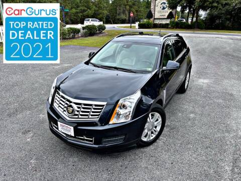 2014 Cadillac SRX for sale at Brothers Auto Sales of Conway in Conway SC