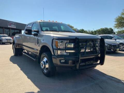 2017 Ford F-350 Super Duty for sale at KIAN MOTORS INC in Plano TX