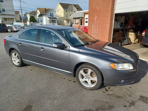 2008 Volvo S80 for sale at A J Auto Sales in Fall River MA