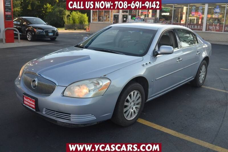 2006 Buick Lucerne for sale at Your Choice Autos - Crestwood in Crestwood IL