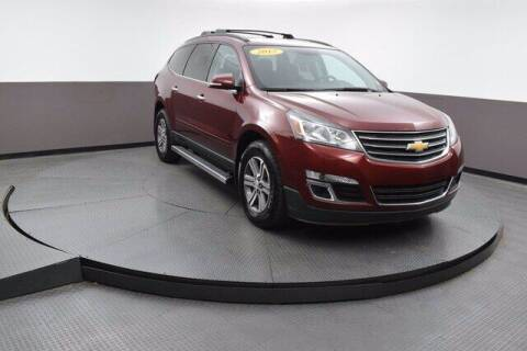 2017 Chevrolet Traverse for sale at Hickory Used Car Superstore in Hickory NC