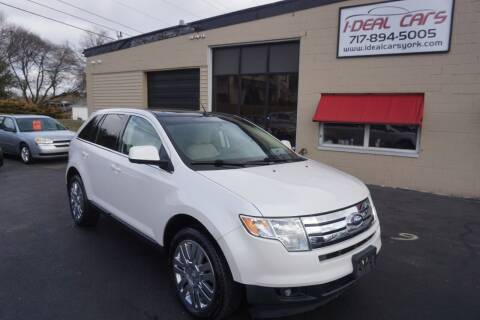 2010 Ford Edge for sale at I-Deal Cars LLC in York PA