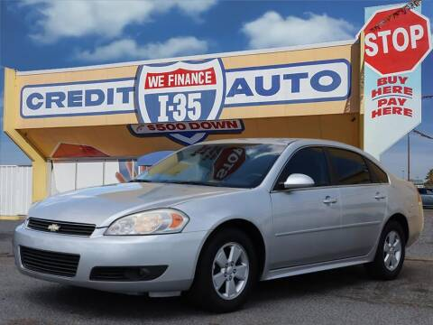 2011 Chevrolet Impala for sale at Buy Here Pay Here Lawton.com in Lawton OK