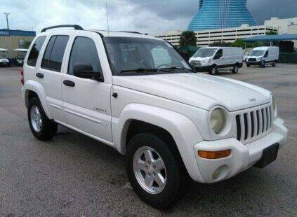 2004 Jeep Liberty for sale at JacksonvilleMotorMall.com in Jacksonville FL