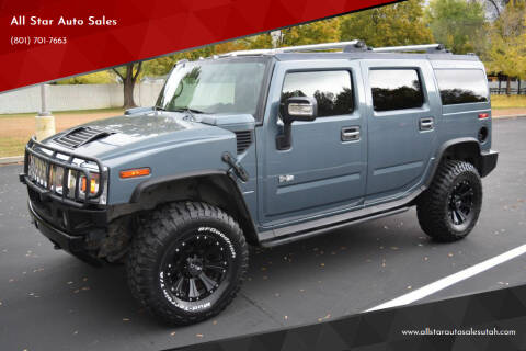 2006 HUMMER H2 for sale at All Star Auto Sales in Pleasant Grove UT
