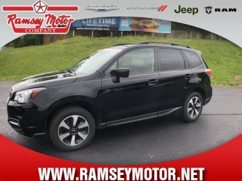 2018 Subaru Forester for sale at RAMSEY MOTOR CO in Harrison AR