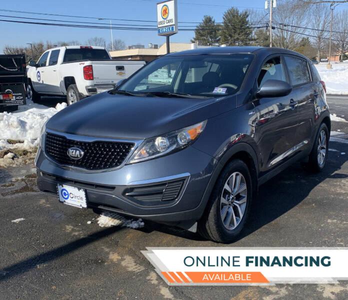 2015 Kia Sportage for sale at Eastclusive Motors LLC in Hasbrouck Heights NJ